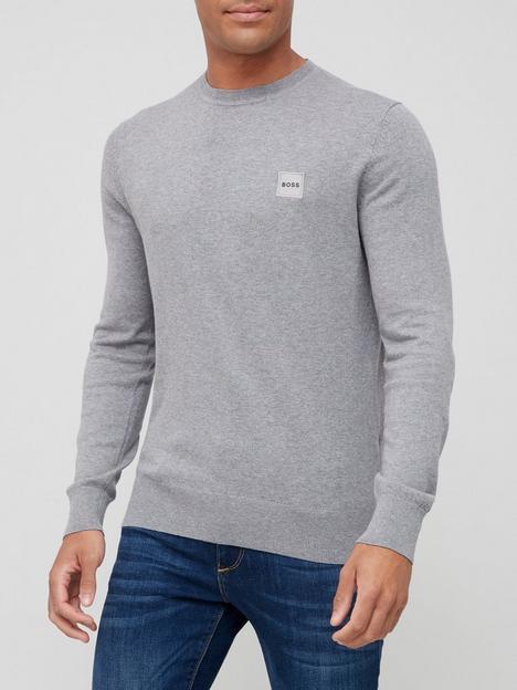 boss-kanovant-knitted-jumper-medium-grey