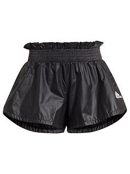 adidas-junior-girls-m-short-rt-blackwhite