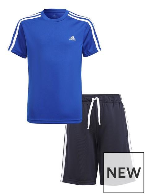 adidas-junior-boys-3s-tshirt-set