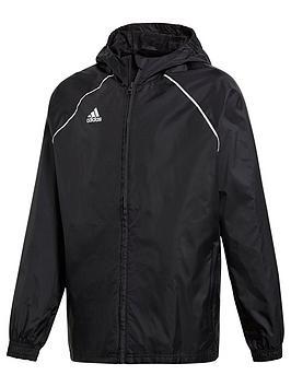 adidas-junior-unisex-core18-rain-jacket-black