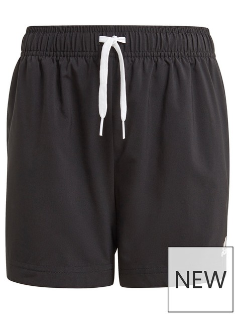 adidas-junior-boys-sl-short--blackwhite