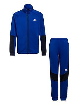 adidas-junior-boys-xfgnbspaeroreadynbsptracksuit-bluewhite