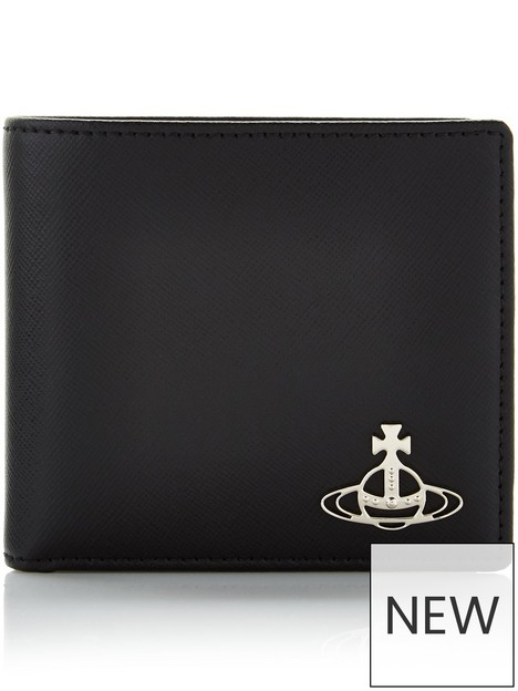 vivienne-westwood-mens-kent-leather-coin-pocketnbspwallet-black