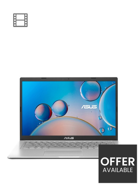 asus-x415ea-eb196ts-laptop-14in-fhdnbspintel-core-i3-1115g4-4gb-ramnbsp128gb-ssd-microsoft-personal-includednbsp--silver