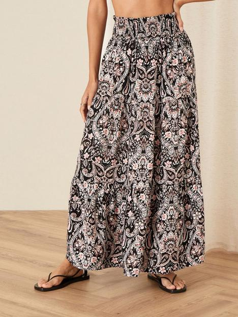 monsoon-evissia-print-skirt