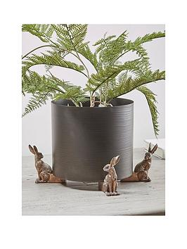 cox-cox-hares-plant-pot-stand