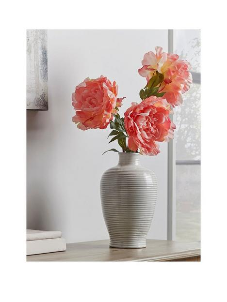 cox-cox-three-faux-peonystems-coral