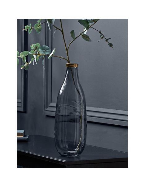 cox-cox-blue-gold-bottle-vase