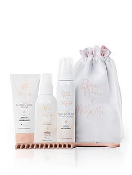 Beauty Works Beauty Works X Molly Mae Gloss & Go Haircare Kit