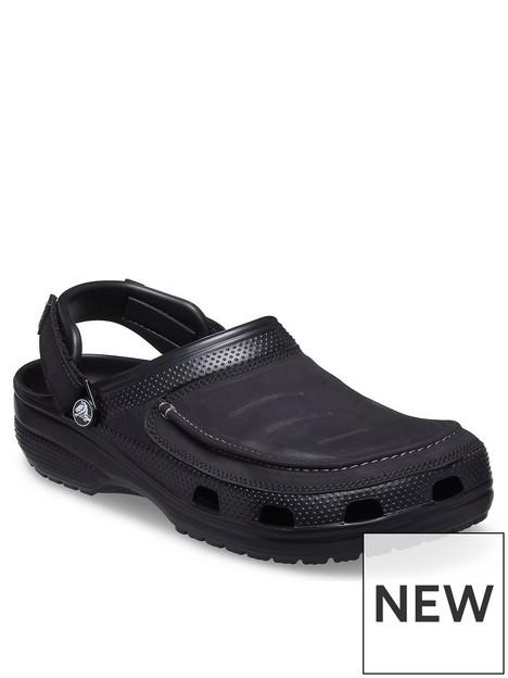 crocs-yukon-vista-ii-clog-black