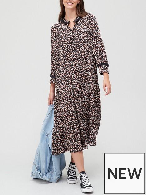 levis-farah-floral-midi-dress-multi