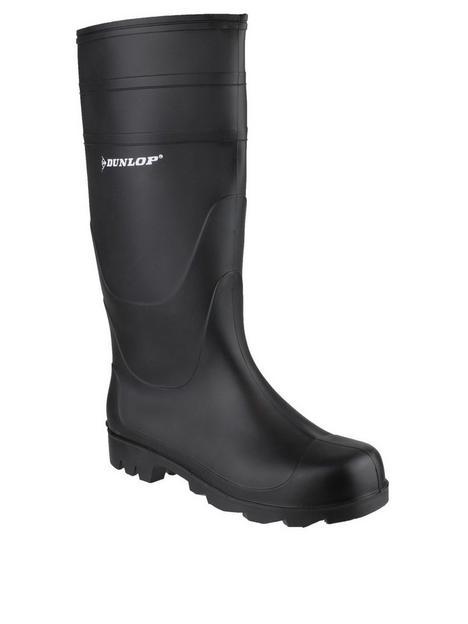dunlop-universal-wellington-boot-black
