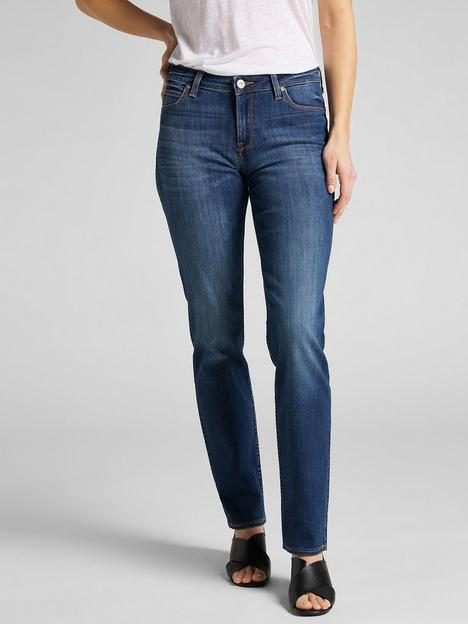 lee-marion-straight-jean-blue