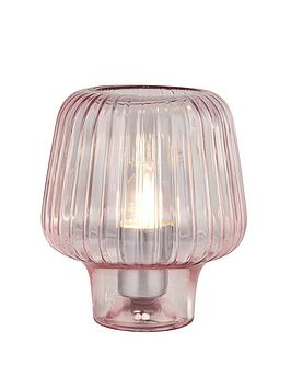 Pascale Glass Table Lamp