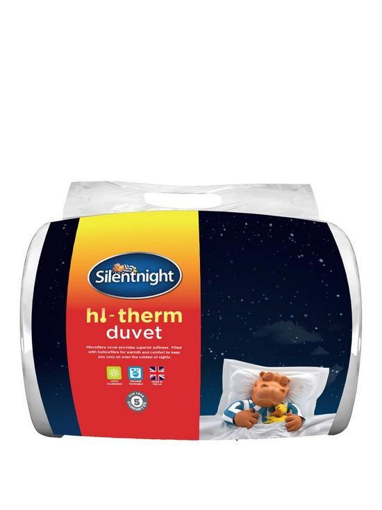 Silentnight Hi Therm 15 Tog Duvet