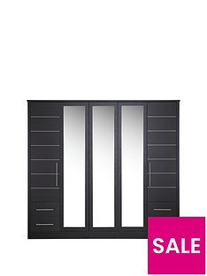 consort-new-liberty-5-door-4-drawer-mirrored-wardrobe