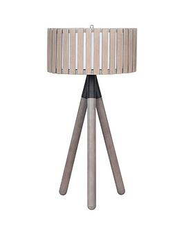 Pacific Lifestyle Rabanne Tripod Table Lamp