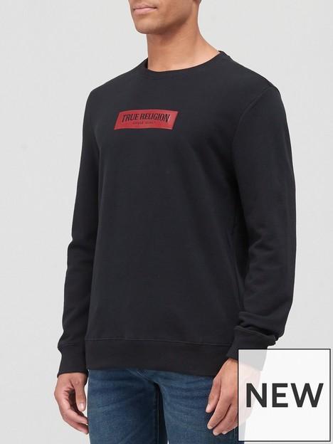 true-religion-arch-box-centre-logo-sweatshirt-black