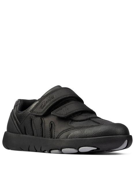clarks-kids-rex-stride-strap-school-shoe-black