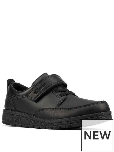 clarks-kids-mendip-tor-strap-school-shoe