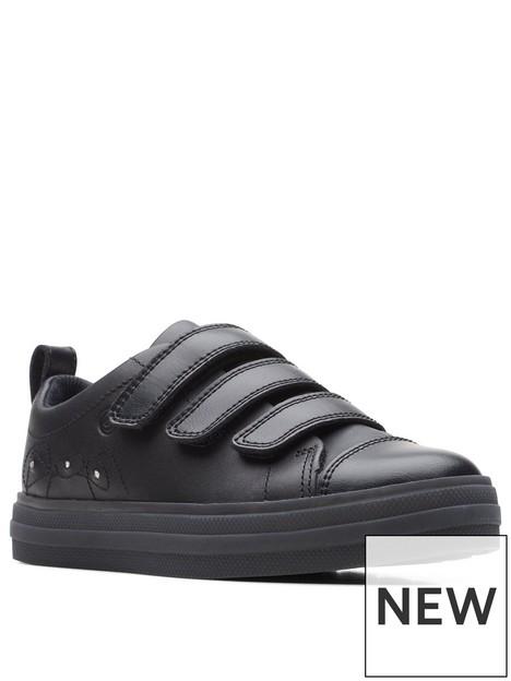 clarks-clarks-kids-flare-bright-light-up-strap-school-shoe