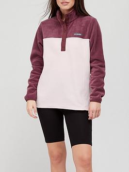 columbia-benton-springs-12-snap-pullover-burgundypink