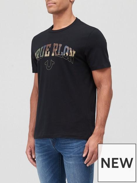 true-religion-two-tone-arch-logo-t-shirt-black
