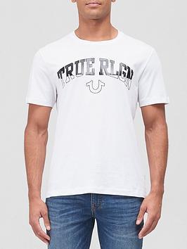 true-religion-two-tone-arch-logo-t-shirt-white
