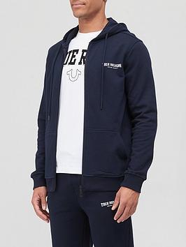 true-religion-arch-logo-zip-thru-hoodie-navy