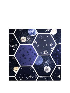 arthouse-space-hex-multi-sw12-wallpaper