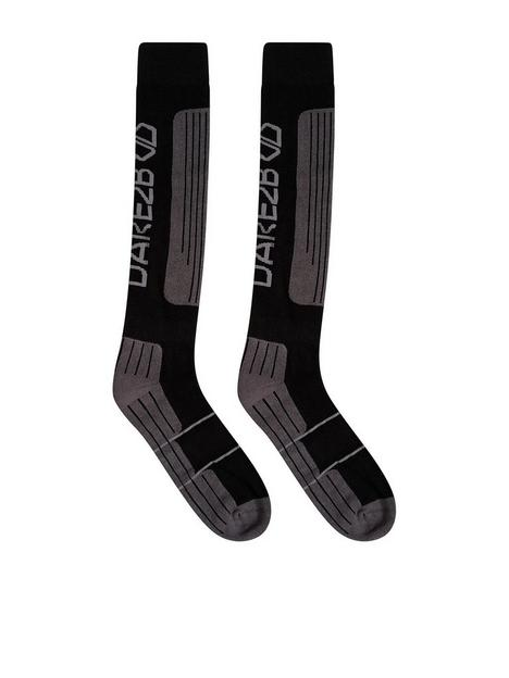 dare-2b-mens-performance-ski-socks-blackgrey