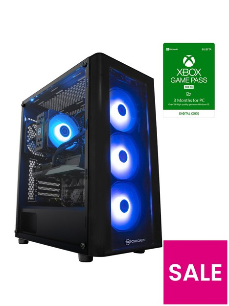 pc-specialist-cypher-gxr-gaming-pc--nbspgeforce-rtx-3060nbspintel-core-i5nbsp16gb-ram-512gb-ssd-amp-1tb-hddnbspwith-3-monthnbspxbox-game-pass-for-pc