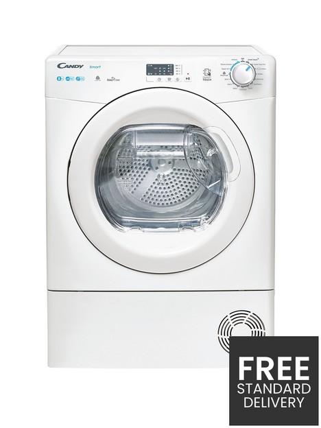 candy-candy-smart-pro-cse-h8a2le-8kg-heat-pump-tumble-dryer-white