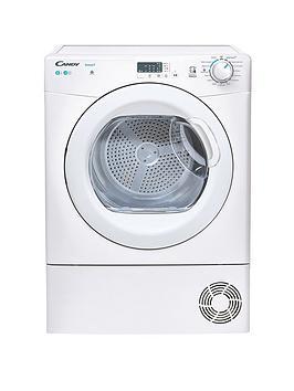Candy Smart Cse C8Lg 8Kg Load Condenser Tumble Dryer - White