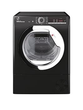 Hoover H-Dry 300 Hle C9Tceb 9Kg Load Condenser Tumble Dryer - Black