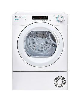 Candy Smart Pro Csoe C9Dg 9Kg Load Condenser Tumble Dryer - White
