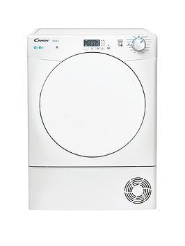 Candy Smart Cse C10Lf 10Kg Condenser Tumble Dryer - White