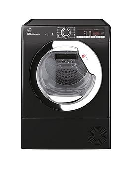 Hoover H-Dry 300 Hle C10Tceb 10Kg Load Condenser Tumble Dryer - Black