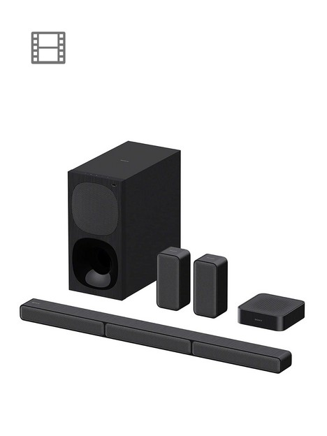 sony-ht-s40r-51ch-soundbar-with-subwoofer-and-wireless-rear-speakers