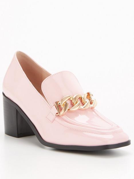 raid-olinda-heeled-loafers-pink