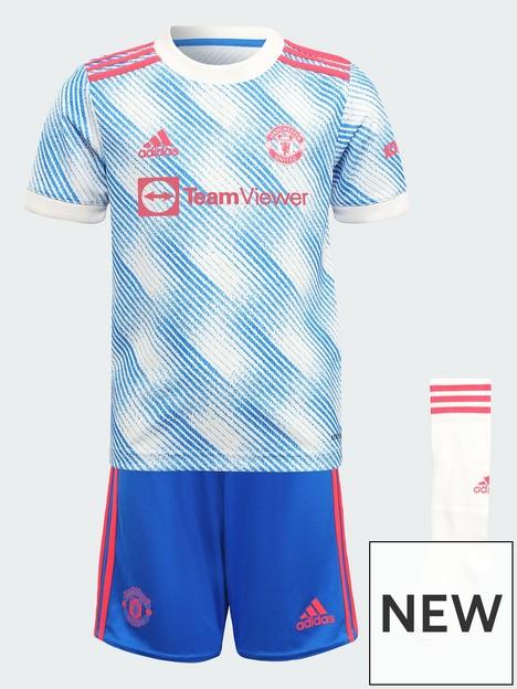 adidas-adidas-manchester-united-infant-2122-away-mini-kit