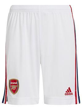 adidas-arsenal-junior-2122-home-short-white