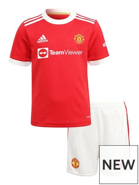 adidas-adidas-manchester-united-infant-2122-home-mini-kit
