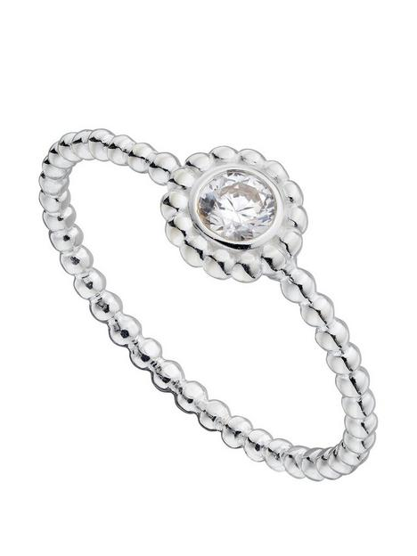 the-love-silver-collection-sterling-silver-dainty-beaded-dress-ring