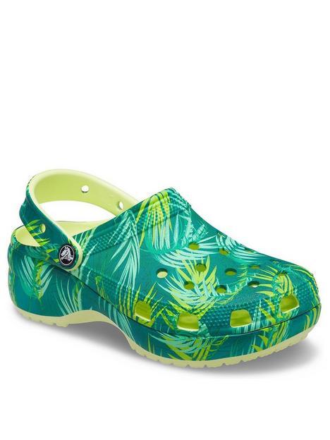 crocs-classic-platform-tropical-clog-wedge-shoe-multi