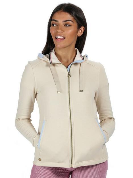 regatta-ramana-full-fleece-hoodie-vanilla