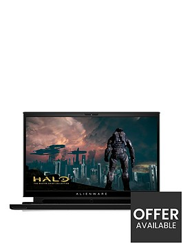alienware-m15nbspr4-gaming-laptop-156in-4k-olednbspgeforce-rtx-3070nbspintel-core-i7nbsp16gb-ramnbsp1tb-ssd