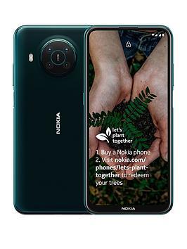 nokia-x10-5gnbsp64gb-dual-sim-green