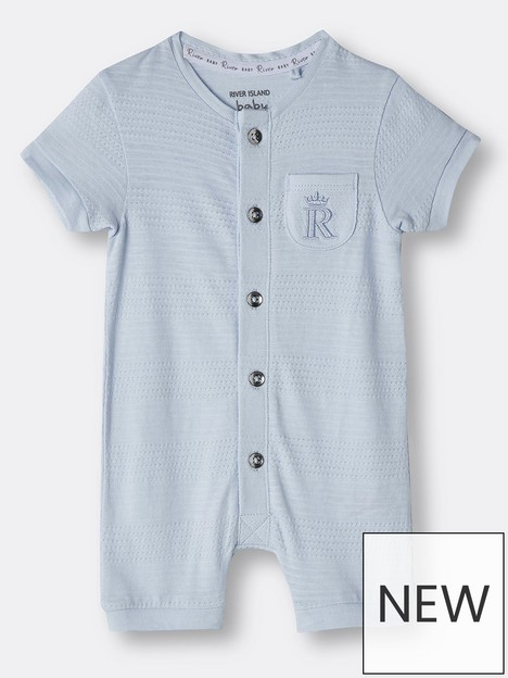 river-island-baby-baby-boys-organic-cotton-romper-blue