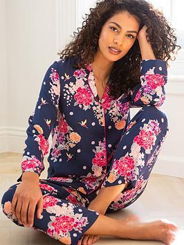pour-moi-luxe-woven-pyjama-set